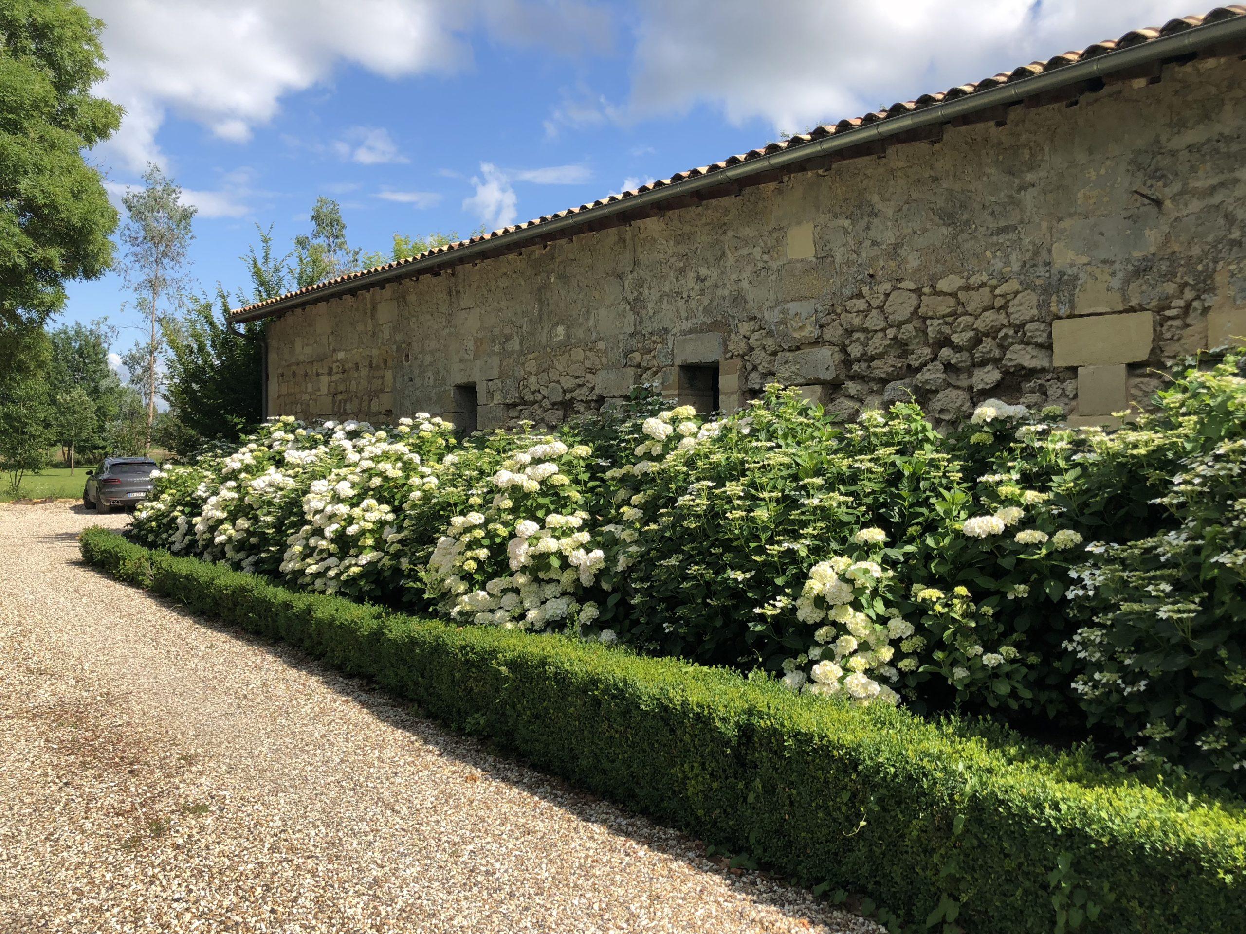 Maison d'hote jardin St Emilion