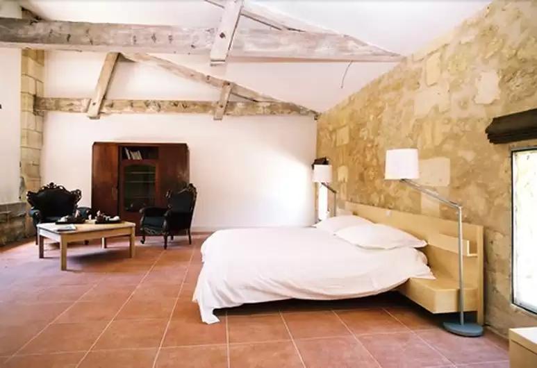 Chambre d'hote de luxe Saint Emilion
